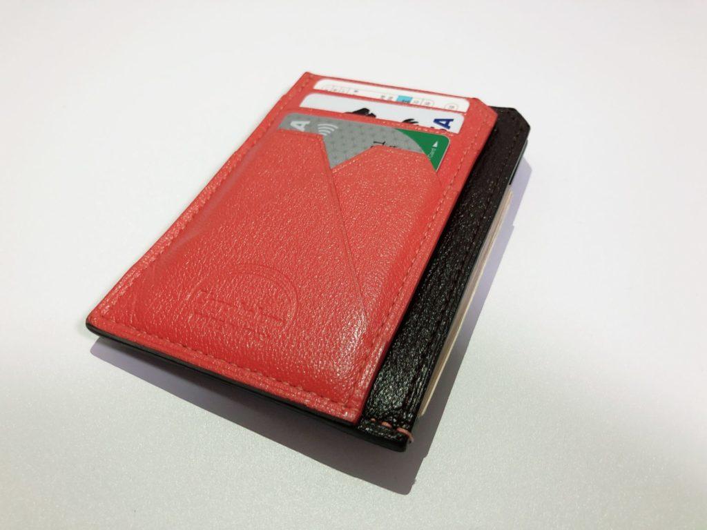 ラルコバレーノ のミニ財布