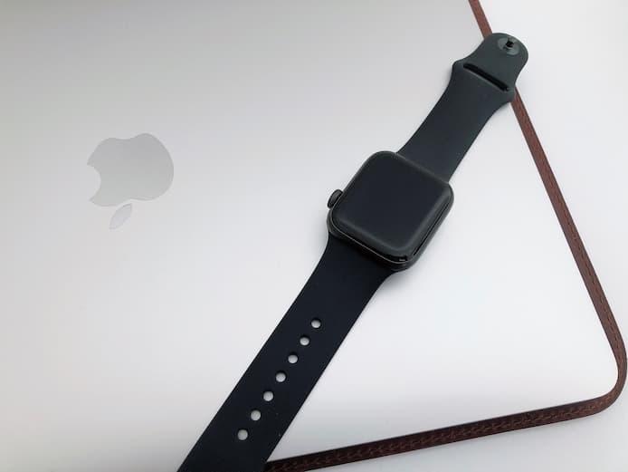 Apple WatchとMacBook